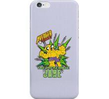 Avenger Time - The Incredible Jake iPhone Case/Skin