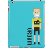 Pixel Peloton VROOM iPad Case/Skin