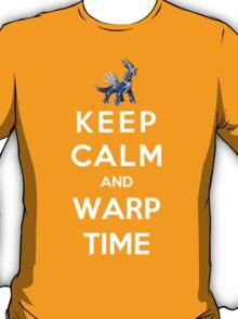 Keep Calm And Warp Time T-Shirt