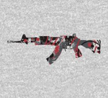 Galil Splatter by Ricestation