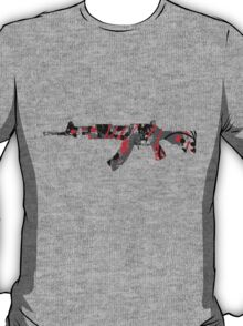 Galil Splatter T-Shirt