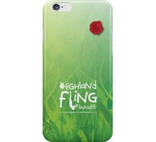 Bungee Jump Scotland iPhone Case/Skin