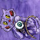 Zombie Kitten  by Cantus