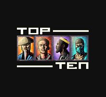 Top Ten, Logic T-Shirt