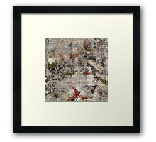 Le Jardin Secret Framed Print