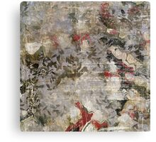 Le Jardin Secret Canvas Print