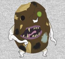 Produce Zombies - Putrid Potato by JustASquidHat