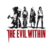 The Evil Within by AlundrART