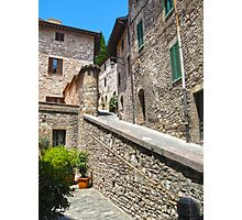 Assisi Italy Photographic Print