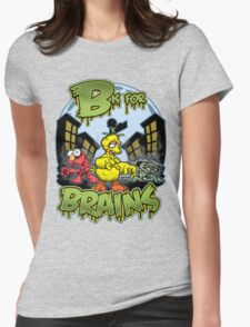 B is for Brains! Womens Fitted T-Shirt