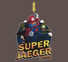 Super Jaeger Bros Kids Clothes