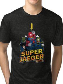 Super Jaeger Bros Tri-blend T-Shirt