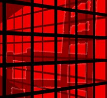 Self Imposed Isolation . . . or . . . In the Comfort of My Own Prison by Jorge S Jimenez