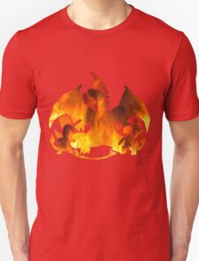 Pokemon Gen 1 - Fire Starters T-Shirt