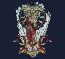 Fortuna - The Three Fates of Greek Mythology by Emilie Boisvert
