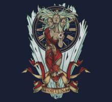 Fortuna - The Three Fates of Greek Mythology by Emilie Boisvert