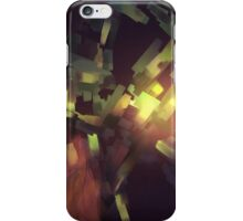 Let's be alone together iPhone Case/Skin