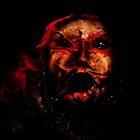 iPAD CASE - The Evocation of Evil by Darren Bailey LRPS