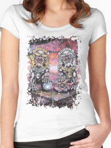 The Protectors Women's Fitted Scoop T-Shirt