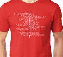 Liverpool Legends - Alt Unisex T-Shirt