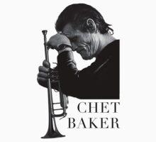 "Chet ""melancholic"" Baker by Suay"