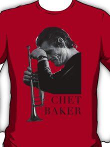 """Chet """"melancholic"""" Baker T-Shirt"""