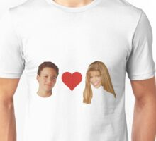90's Lovebirds Unisex T-Shirt
