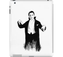 There Are Far Worse Things Awaiting Man Than Death iPad Case/Skin