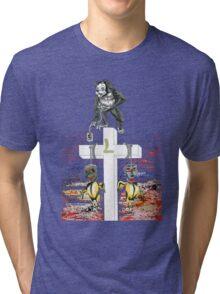 Doom's Day Preparation. Tri-blend T-Shirt