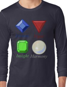 More Than Just Precious Stones Long Sleeve T-Shirt
