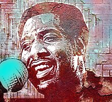 OTIS REDDING-RUSTED METAL by OTIS PORRITT