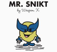 Mr Snikt One Piece - Long Sleeve