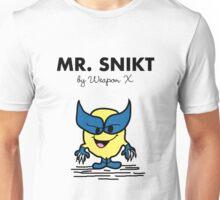 Mr Snikt Unisex T-Shirt