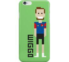 Pixel Peloton WIGGO iPhone Case/Skin