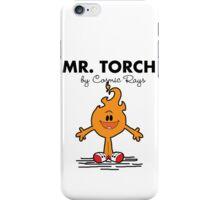 Mr Torch iPhone Case/Skin