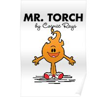 Mr Torch Poster