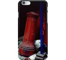 Lower Manhattan Detritus iPhone Case/Skin