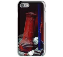 Lower Manhattan Detritus iPhone Case/Skin