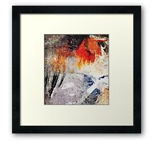 The Super Ape Framed Print