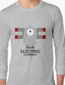 Kanto Electric Company Long Sleeve T-Shirt