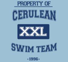 Cerulean Swim Team Kids Clothes