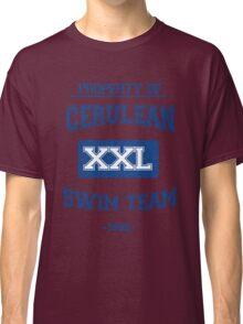 Cerulean Swim Team Classic T-Shirt