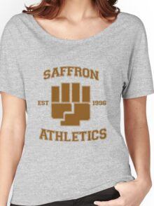 Saffron Athletics Women's Relaxed Fit T-Shirt