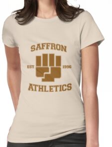 Saffron Athletics Womens Fitted T-Shirt