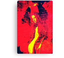 Figurative 44 Canvas Print
