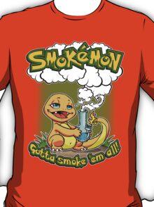 SMOK-E-MON Char T-Shirt