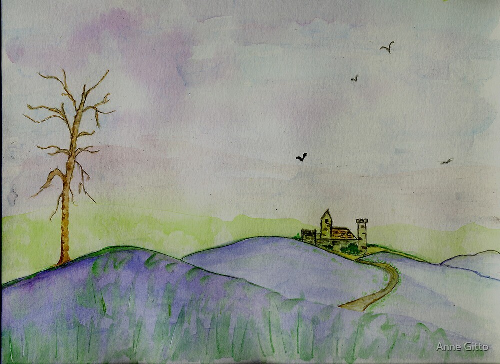 Your Home is Your Castle by Anne Gitto