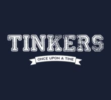 Once Upon a Time - Tinkers One Piece - Long Sleeve