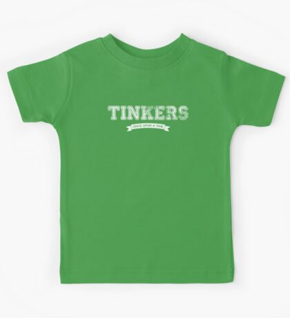 Once Upon a Time - Tinkers Kids Tee