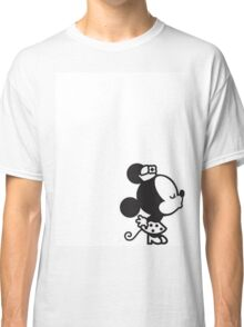 Minnie  Kissing His and Hers Classic T-Shirt
